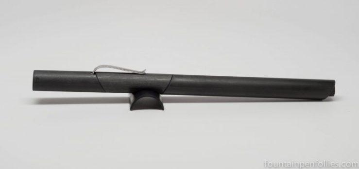 Venvstas Carbon T fountain pen