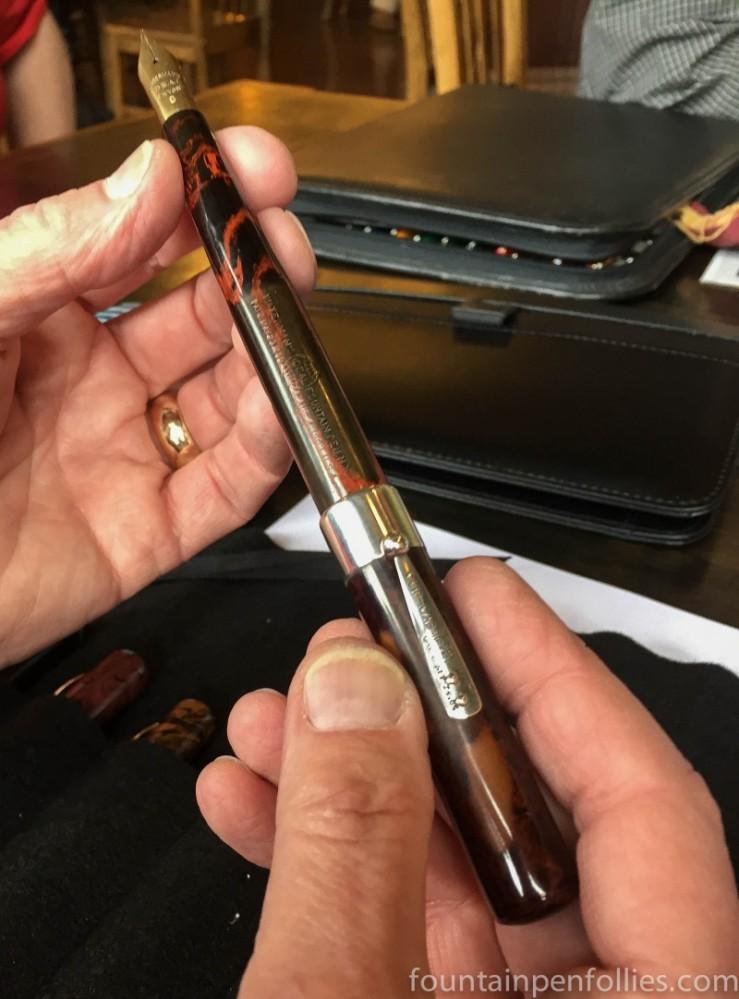 vintage Waterman fountain pen