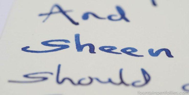 KWZ Azure #2 sheen