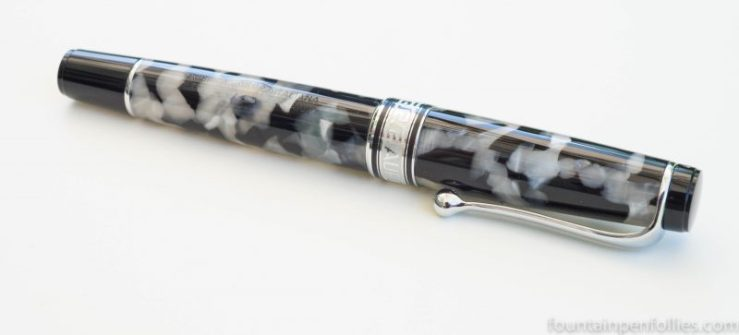 Aurora 369 Optima Monviso fountain pen
