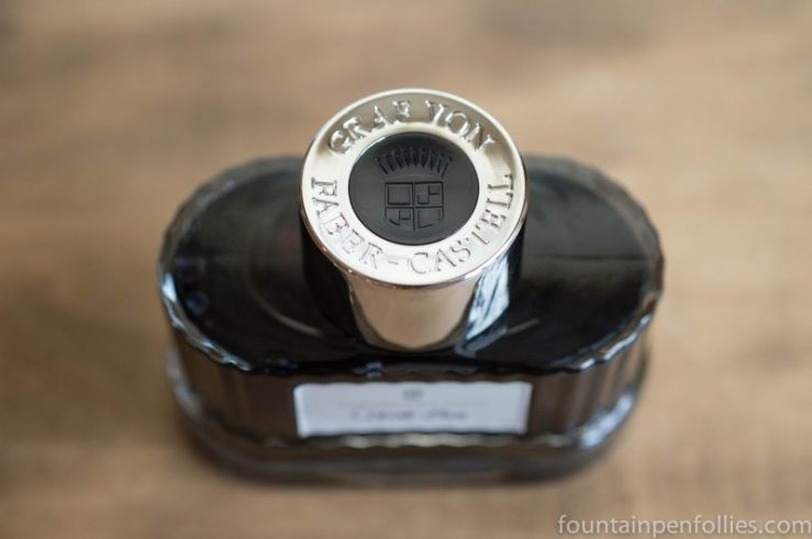 Graf von Faber-Castell ink bottle