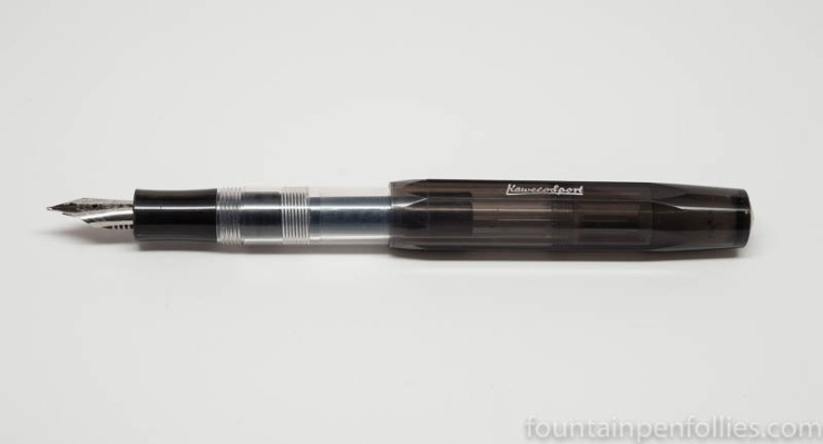 Kaweco ICE Sport Black Fountain Pen