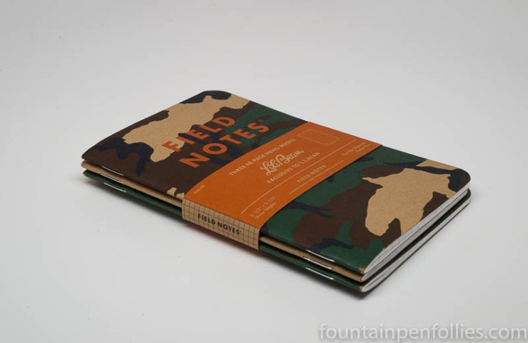 L.L. Bean Field Notes