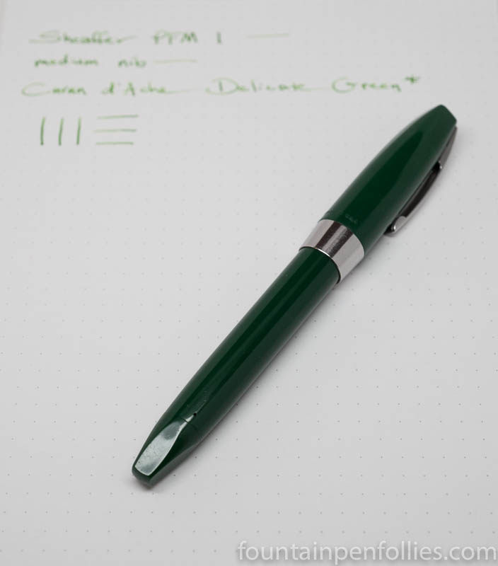 Sheaffer PFM I green