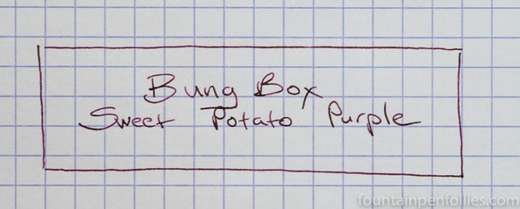 Bung Box Sweet Potato Purple (Omaezaki)
