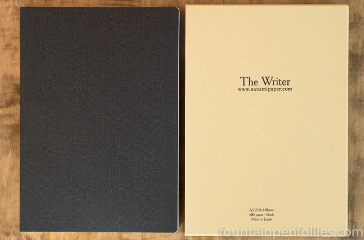 Nanami Paper The Writer Journal