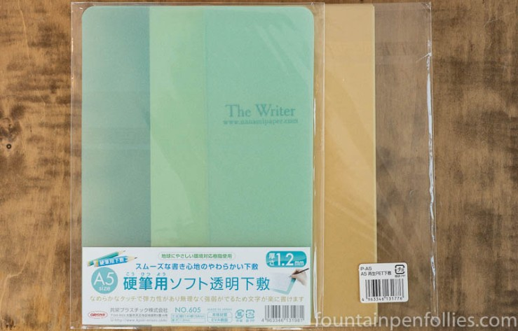 Nanami Paper The Writer Journal with writing pads