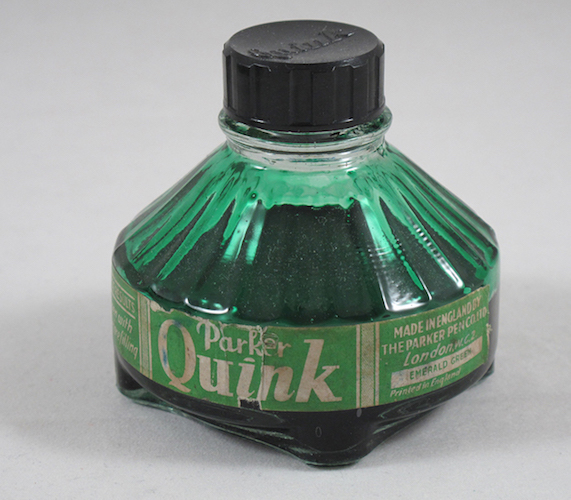Parker Quink Emerald Green