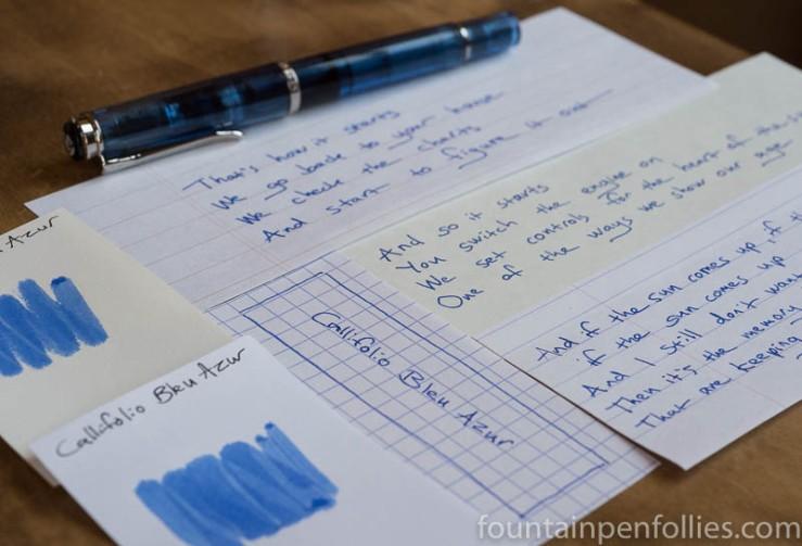 Callifolio Bleu Azur