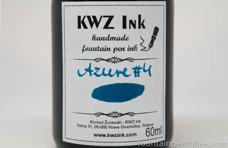 KWZ ink bottle