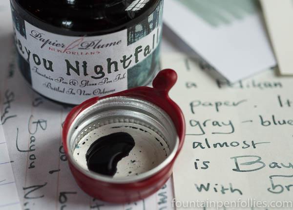 Papier Plume Bayou Nightfall