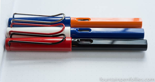 Sports Lamy Safaris Cubs Blackhawks Oilers colors