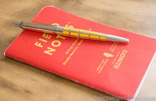 Parker Jotter Jubilee Premier Edition Saffron Yellow