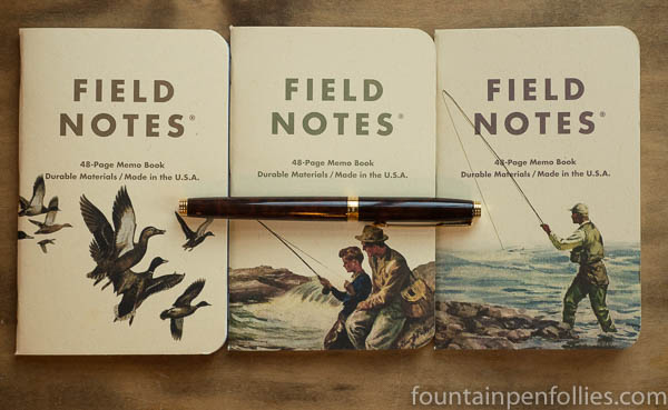 Field Notes Abercrombie & Fitch Heritage