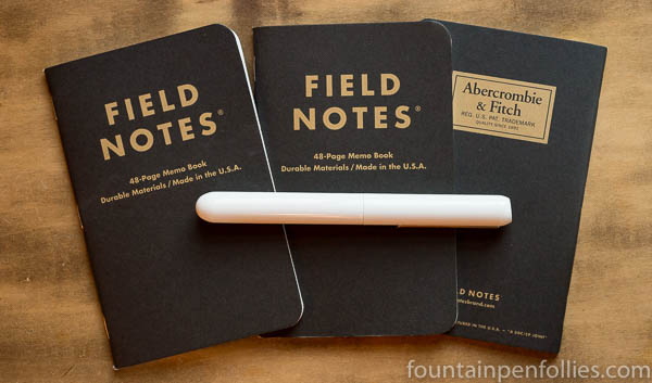 Field Notes Abercrombie & Fitch Ruled Paper