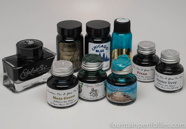 2017 inks purchased