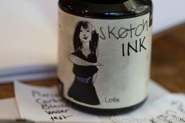 Rohrer & Klingner SketchINK Lotte
