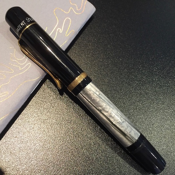 vintage Pelikan fountain pen