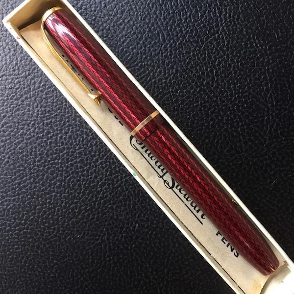 vintage Conway Stewart fountain pen