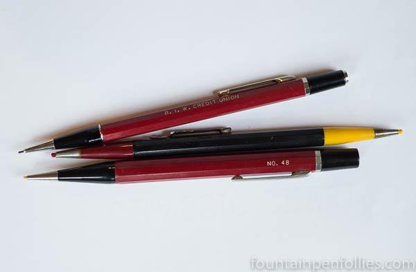 Autopoint Pencils