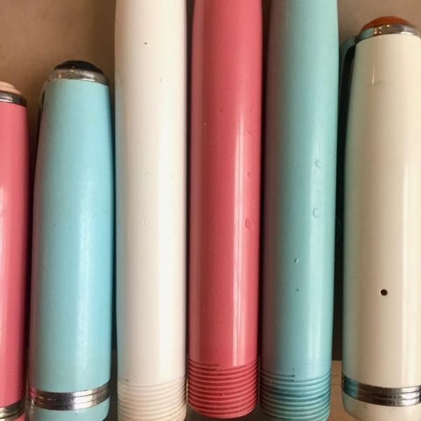 Esterbrook Pastels parts