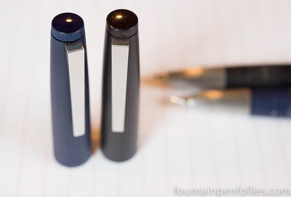 Lamy 2000 Blue and regular Makrolon