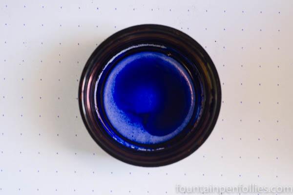 Waterman Serenity Blue ink